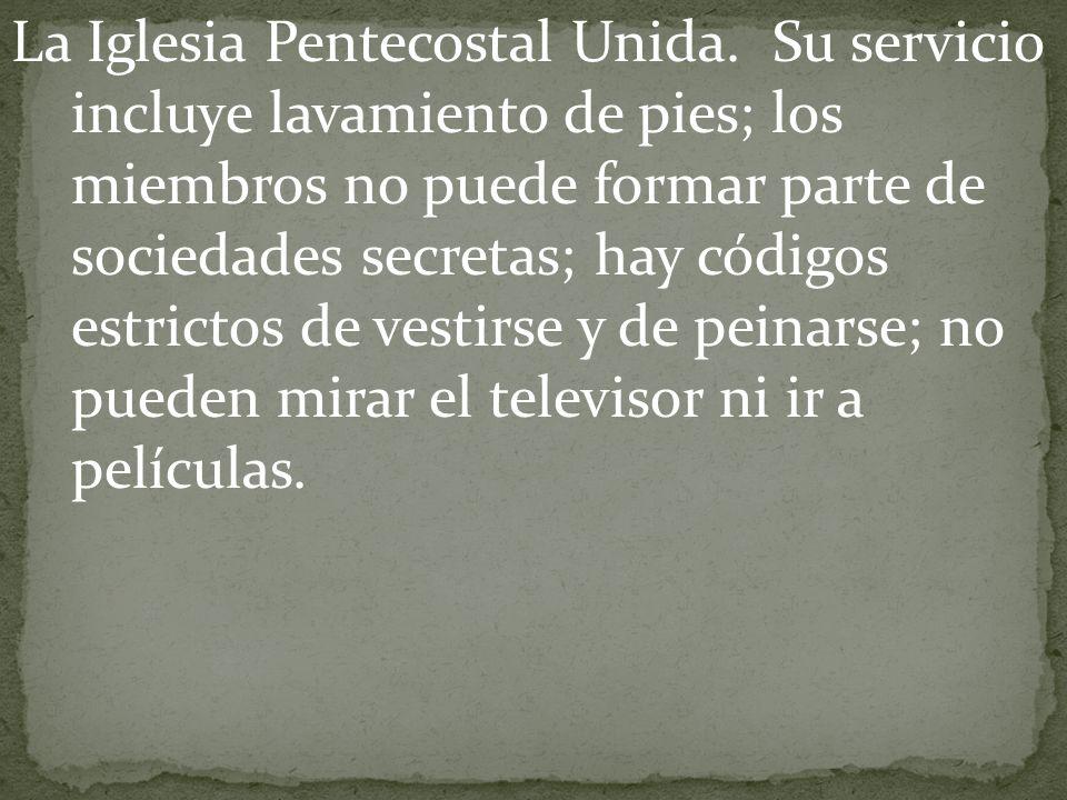 La Iglesia Pentecostal Unida