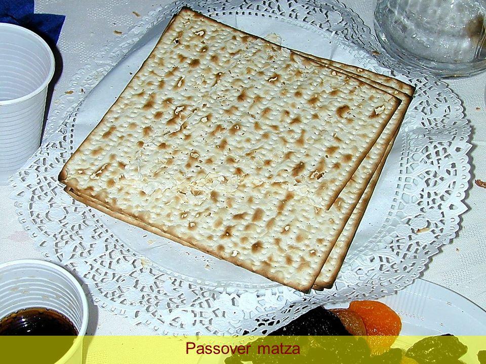 Passover matza Passover matza