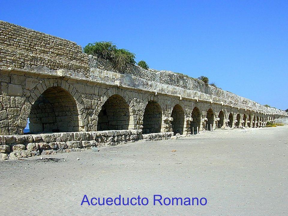Caesarea Roman aqueduct