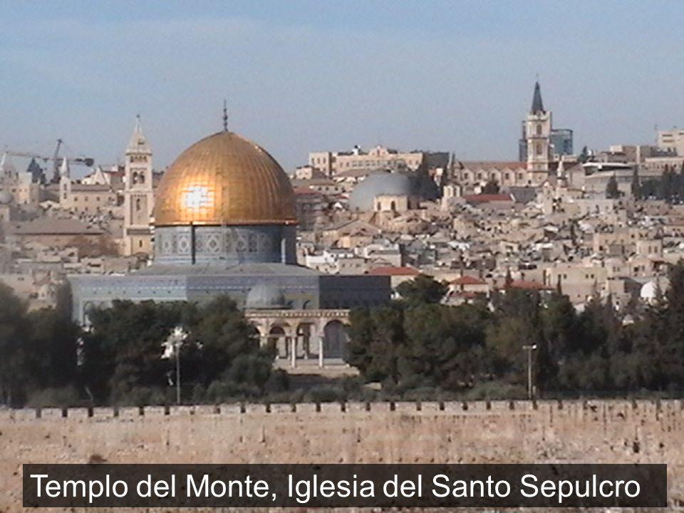 Templo del Monte, Iglesia del Santo Sepulcro