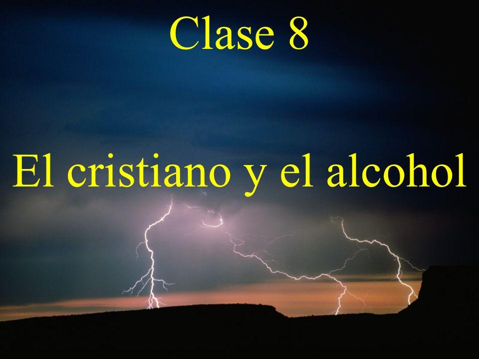 El cristiano y el alcohol
