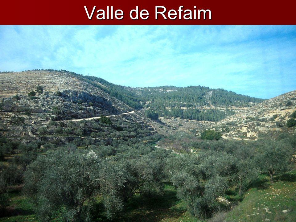 Valle de Refaim