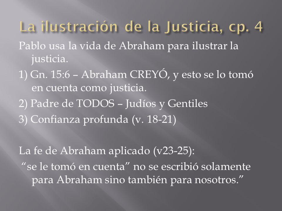 La ilustración de la Justicia, cp. 4