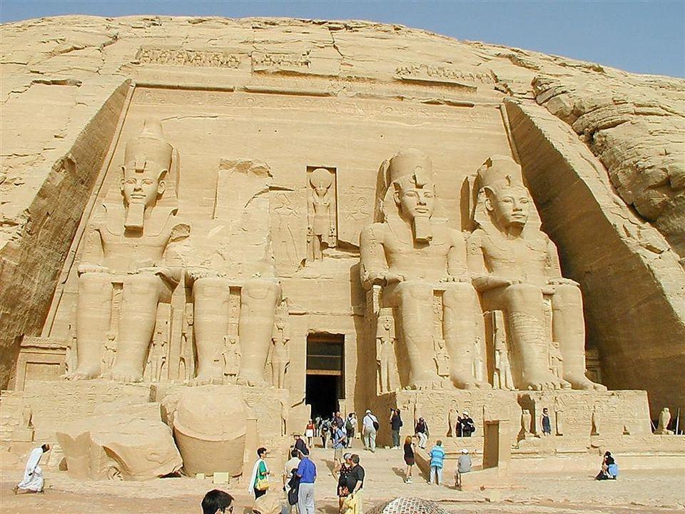 Ramses II's temple