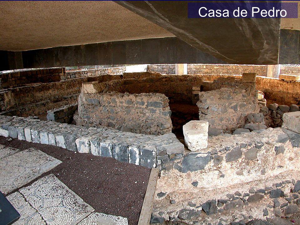 Capernaum Peter s house