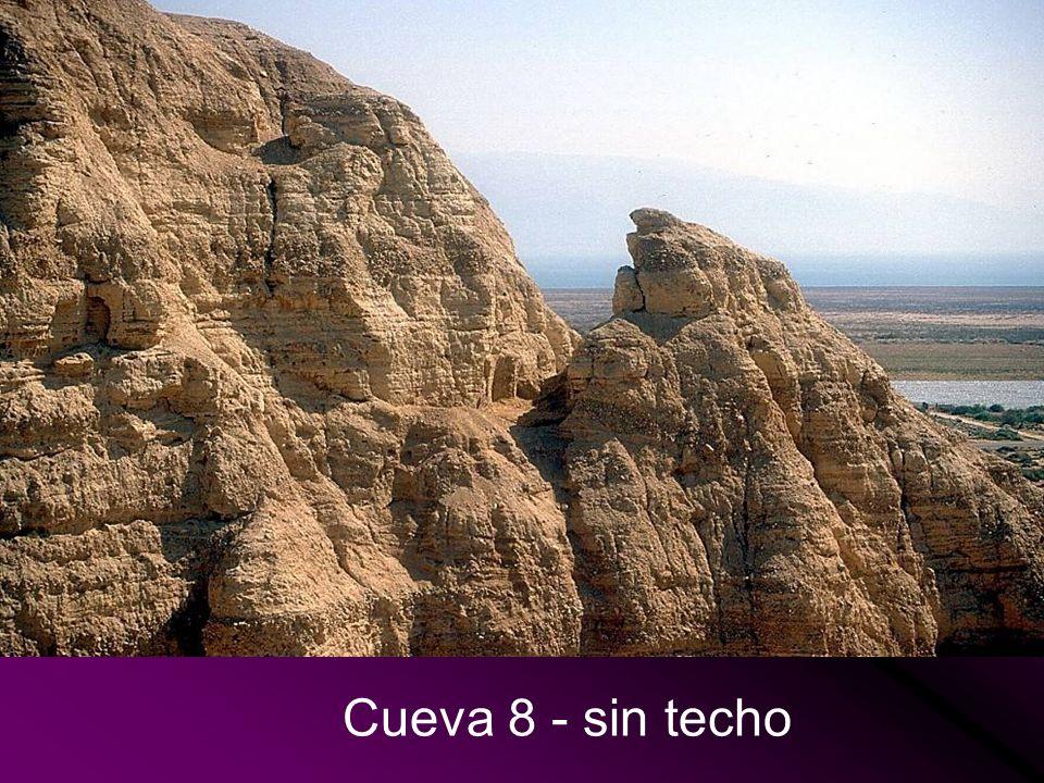 Cueva 8 - sin techo