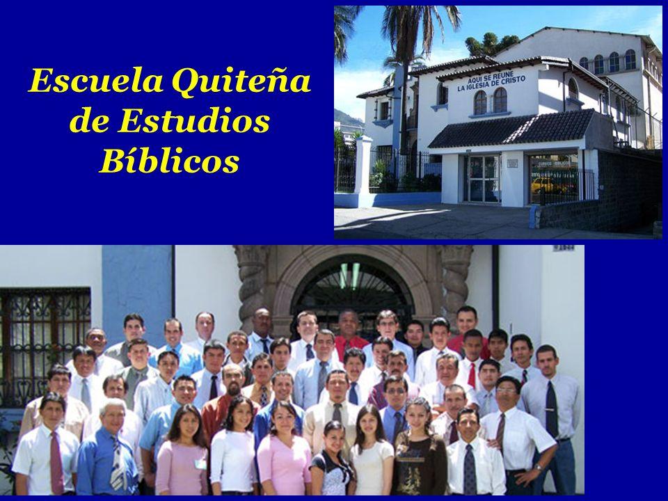 Escuela Quiteña de Estudios Bíblicos