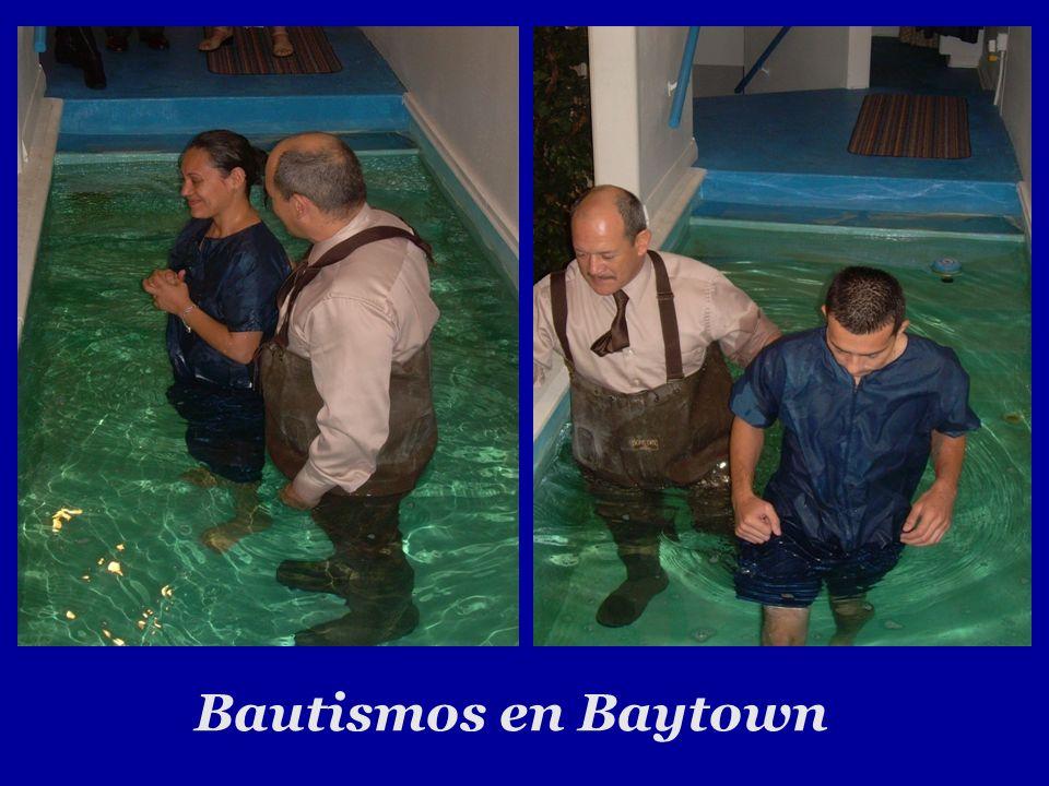Bautismos en Baytown 20
