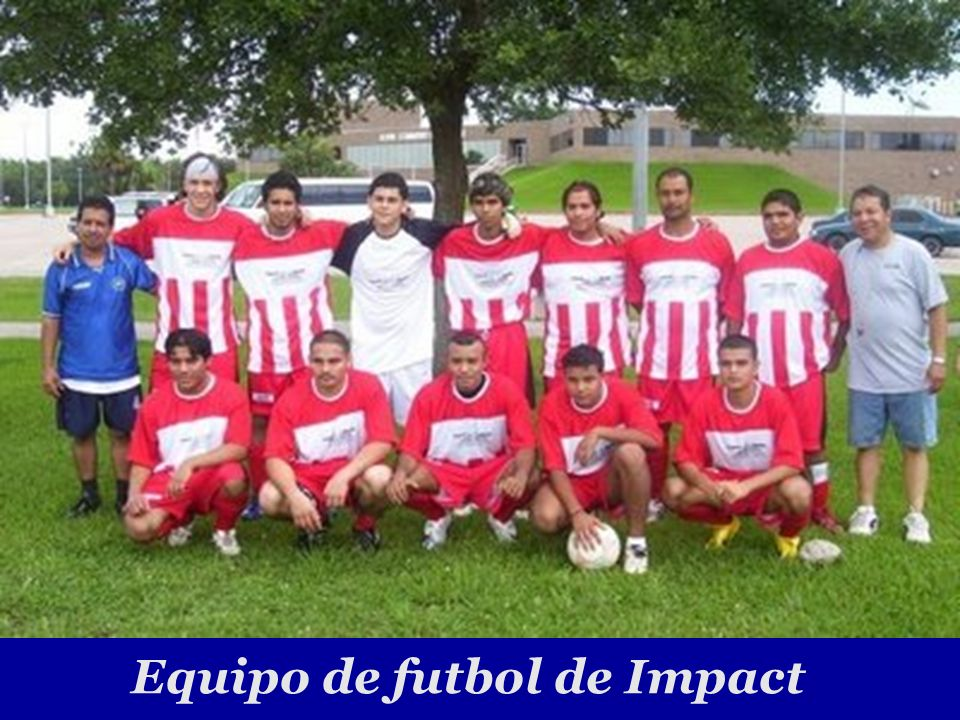 Equipo de futbol de Impact