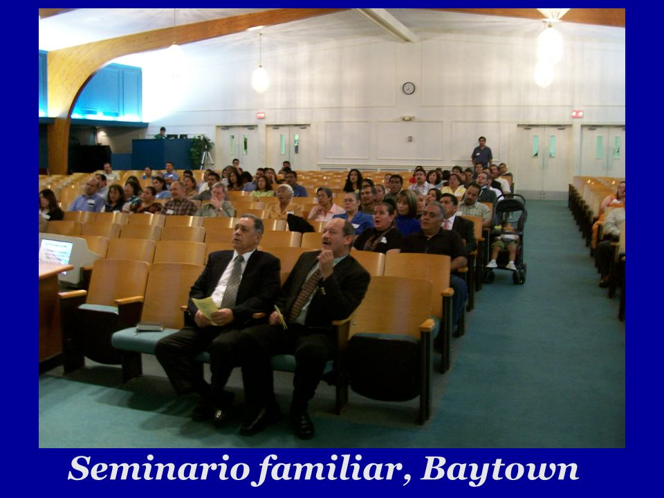 Seminario familiar, Baytown