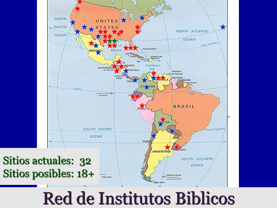 Red de Institutos Biblicos