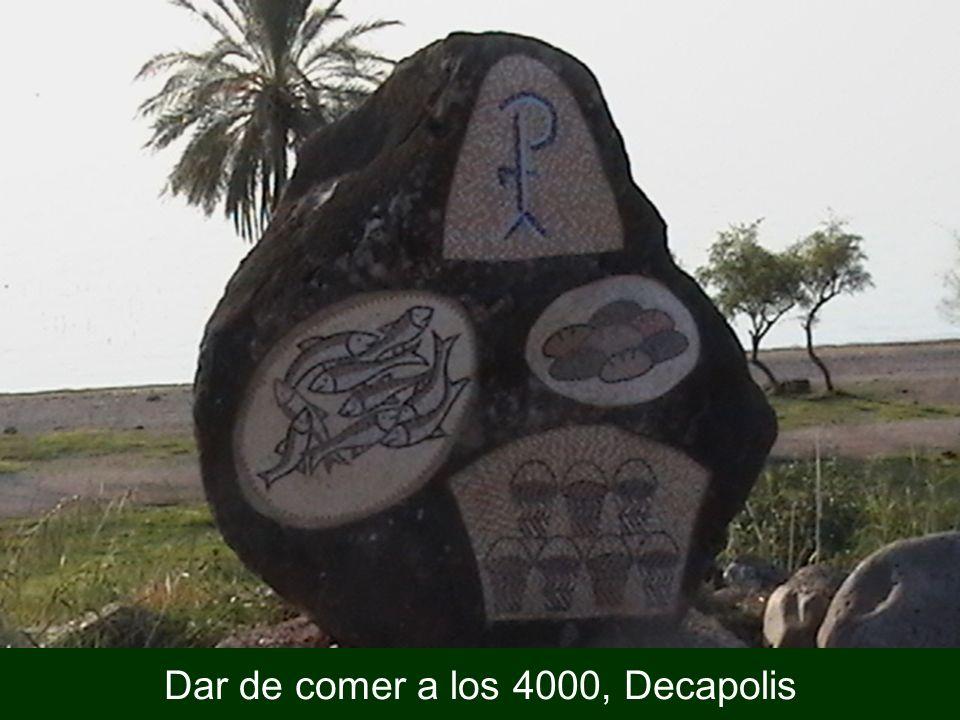 Dar de comer a los 4000, Decapolis