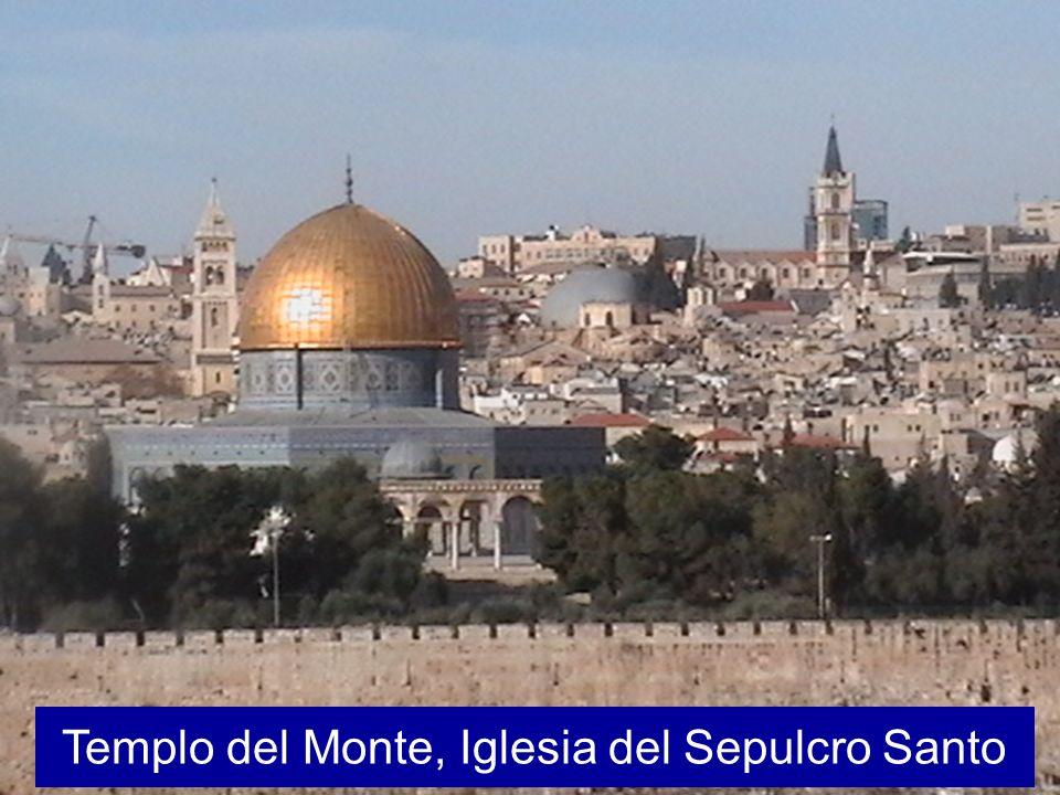 Templo del Monte, Iglesia del Sepulcro Santo