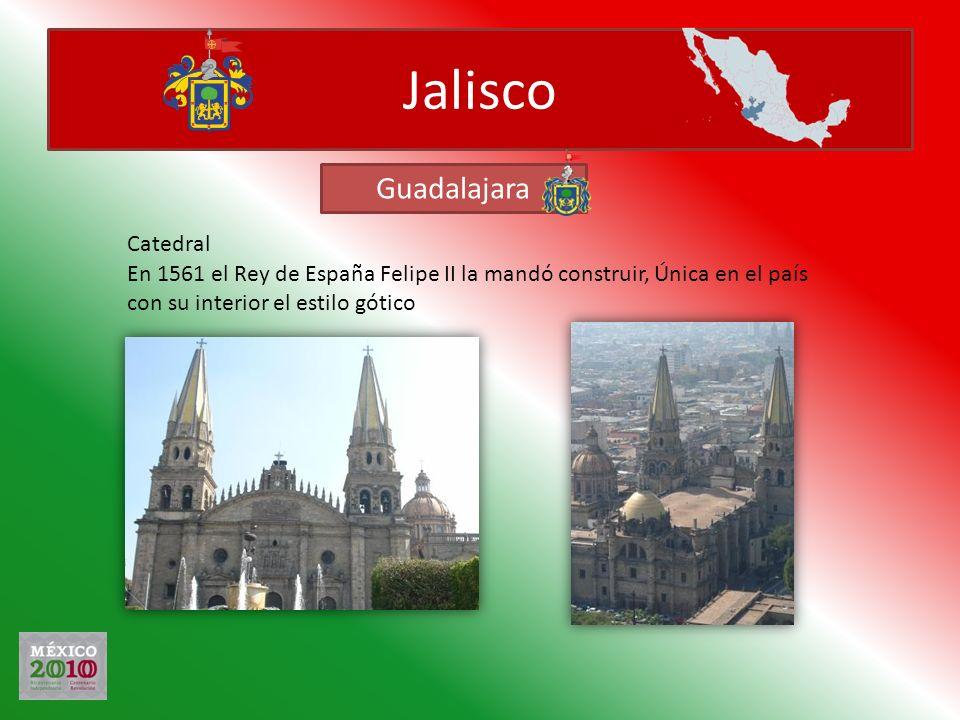 Jalisco Guadalajara Catedral