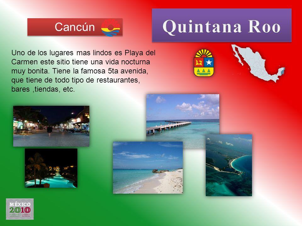 Quintana Roo Cancún.