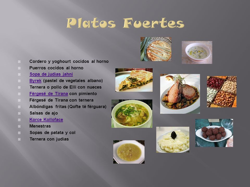 Platos Fuertes Cordero y yoghourt cocidos al horno