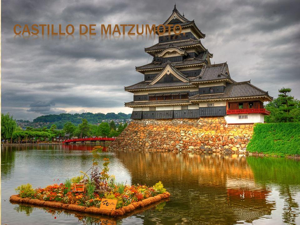 Castillo de Matzumoto.