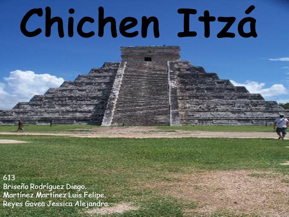 Chichen Itzá 613 Briseño Rodríguez Diego.