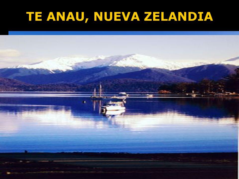 TE ANAU, NUEVA ZELANDIA