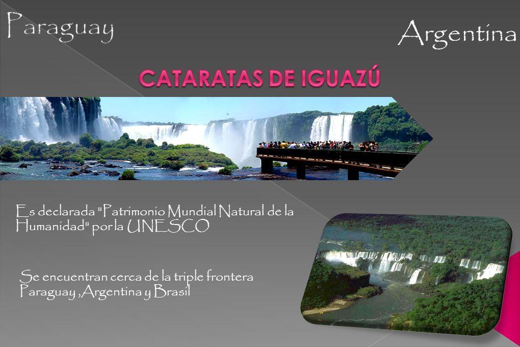 Paraguay Argentina Cataratas de Iguazú