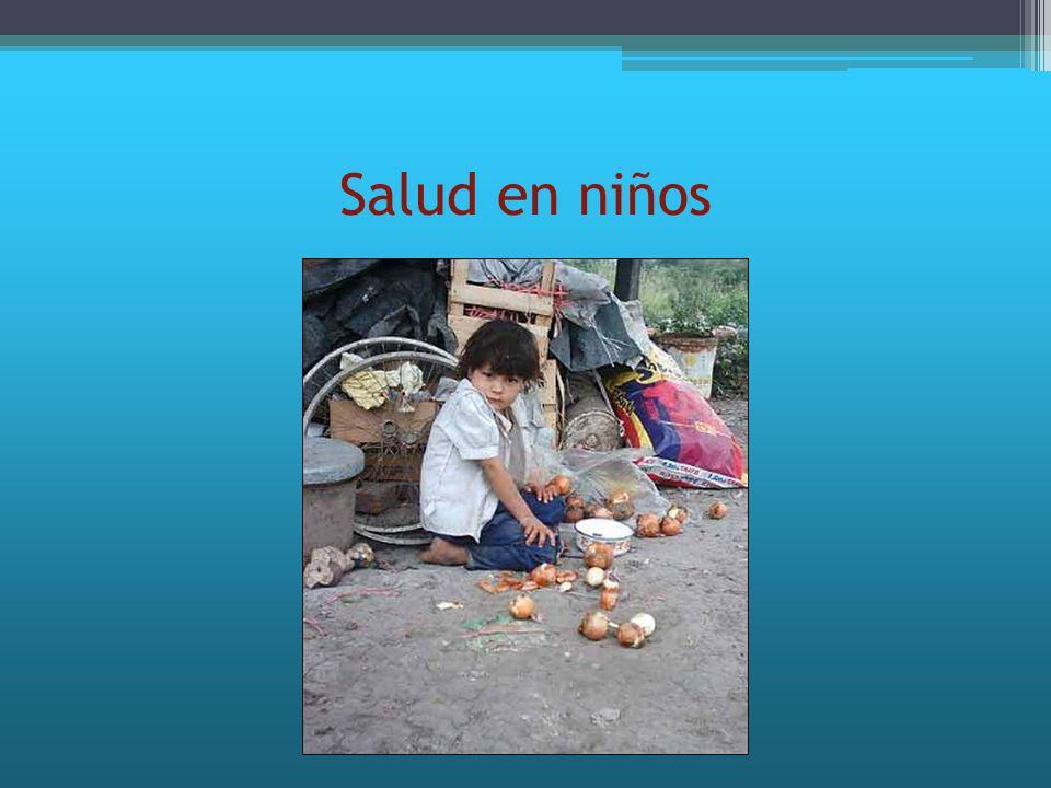 Salud en niños