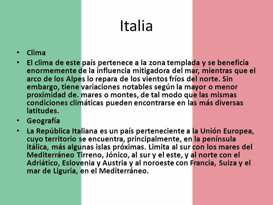 Italia Clima.