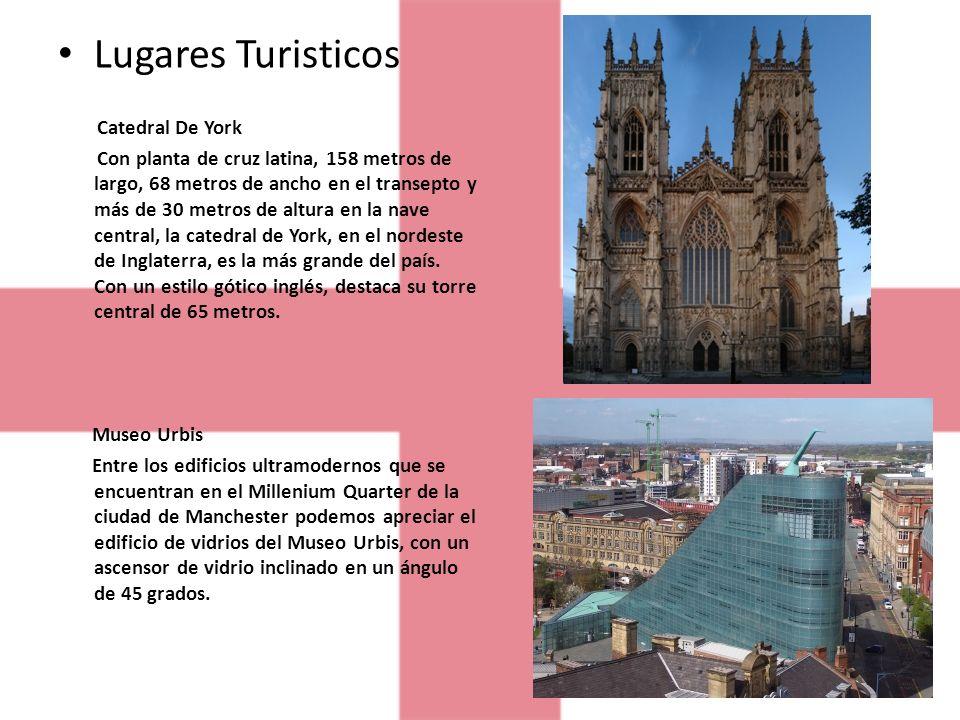 Lugares Turisticos Catedral De York
