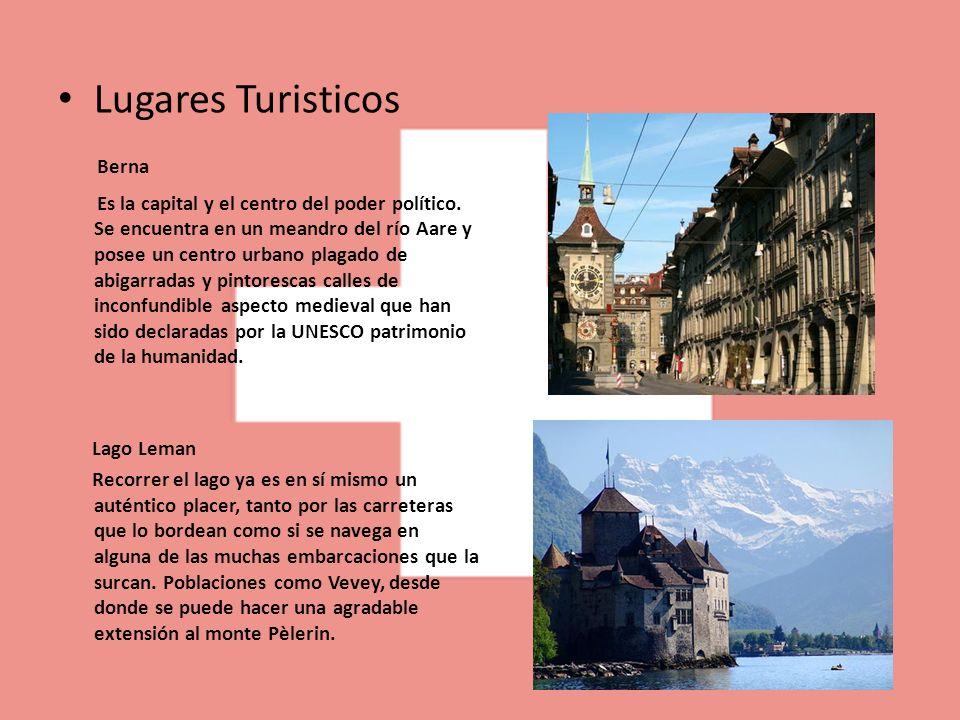 Lugares Turisticos Berna