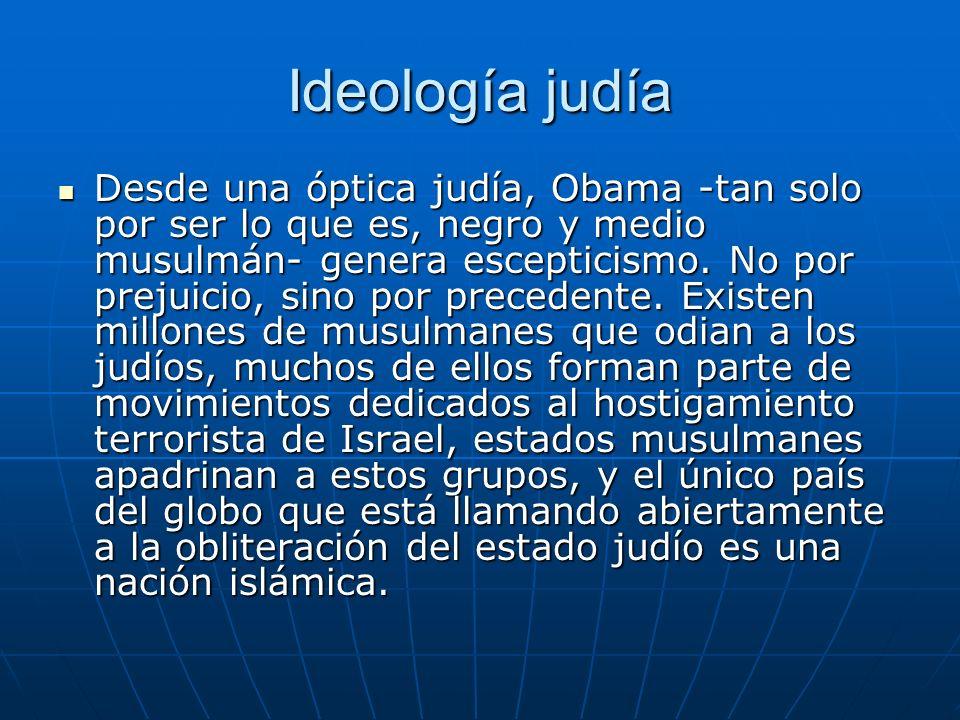 Ideología judía