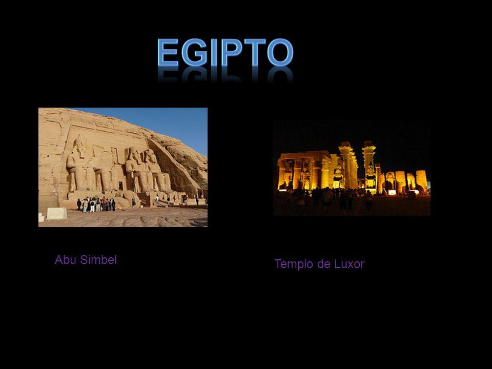 EGIPTO Abu Simbel Templo de Luxor