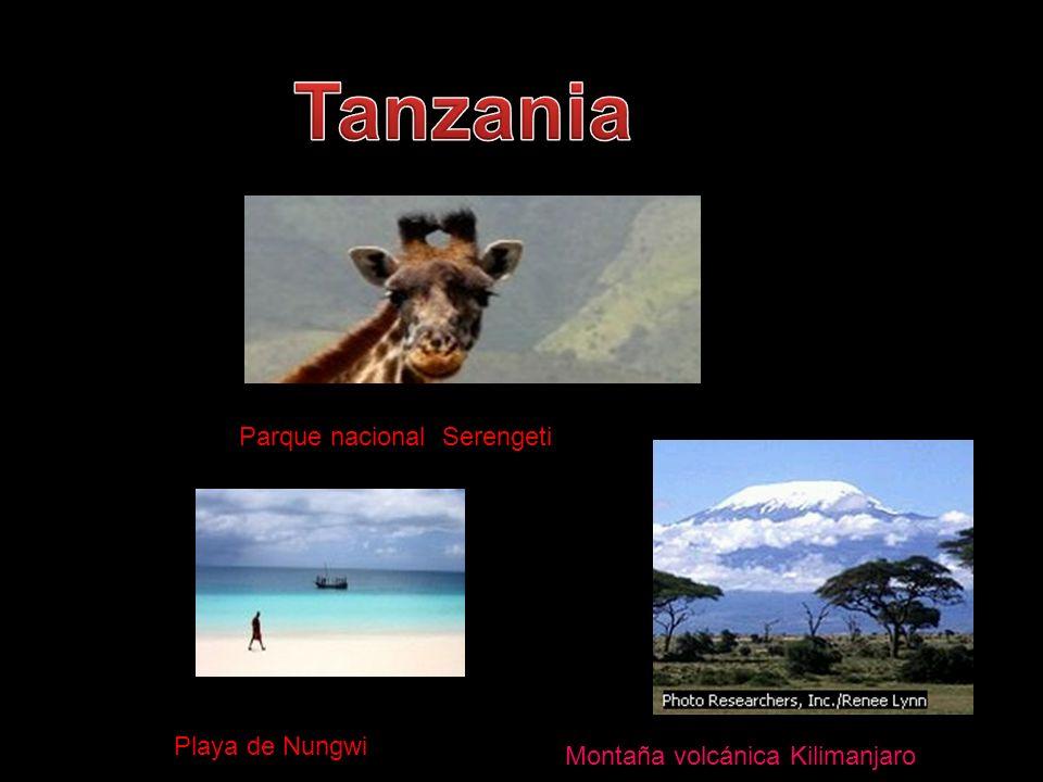 Tanzania Parque nacional Serengeti Playa de Nungwie