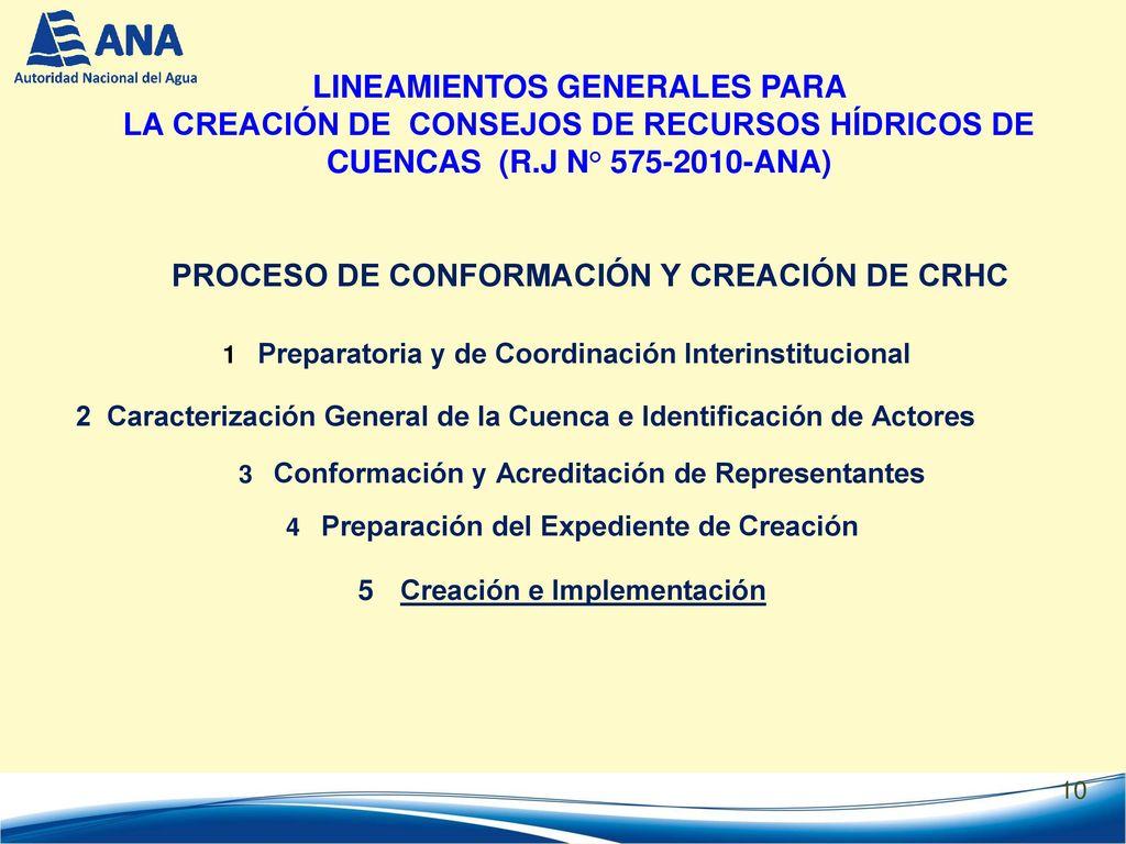 ASPECTOS TECNICO LEGALES PARA LA CREACIÓN DEL CONSEJO DE RECURSOS ...