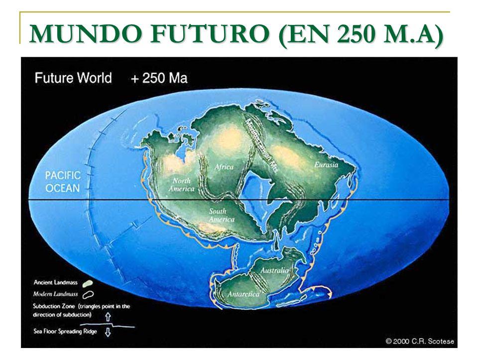 MUNDO FUTURO (EN 250 M.A)