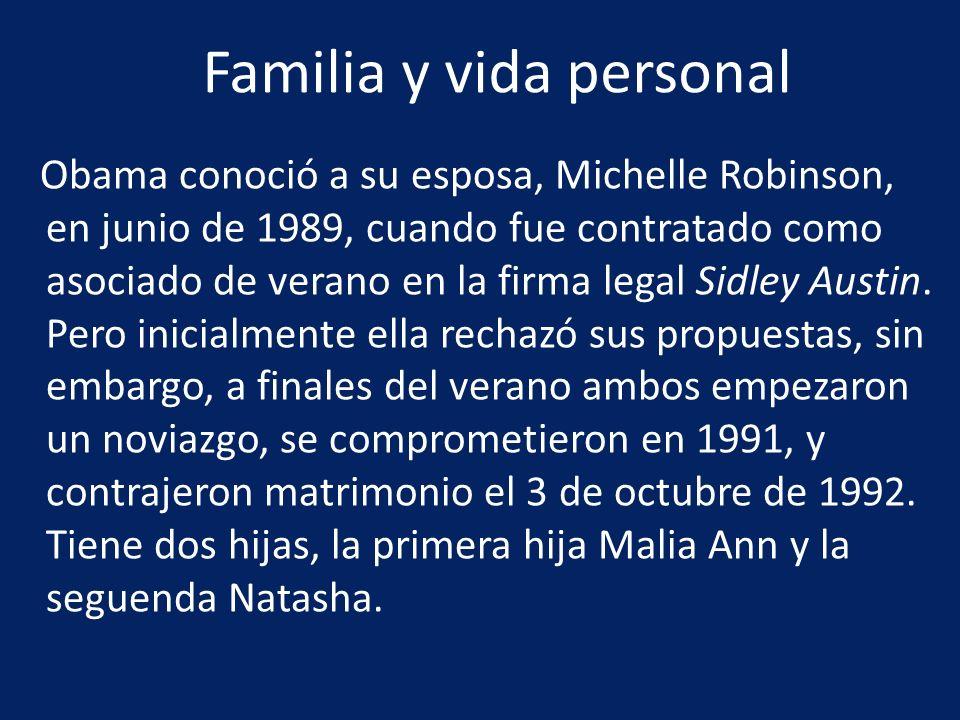 Familia y vida personal