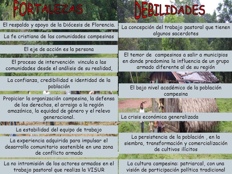 FORTALEZAS DEBILIDADES