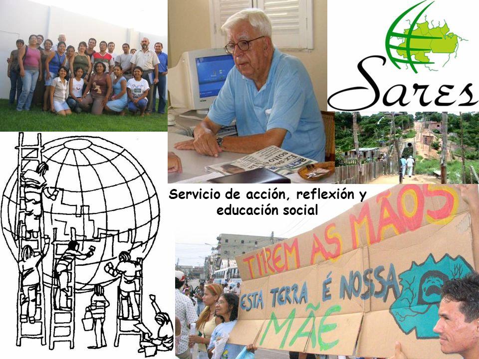 Servicio de acción, reflexión y educación social