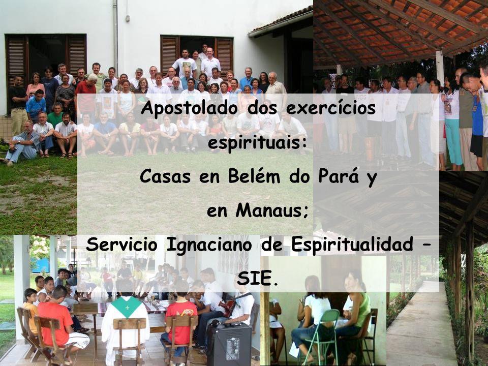 Apostolado dos exercícios Servicio Ignaciano de Espiritualidad –
