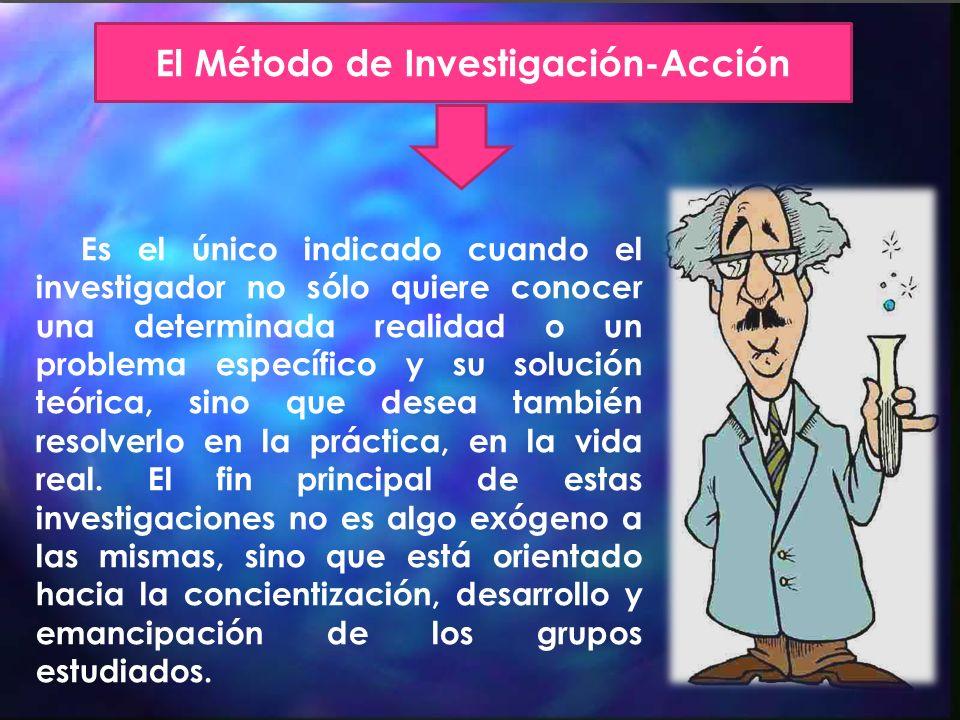 El Método de Investigación-Acción