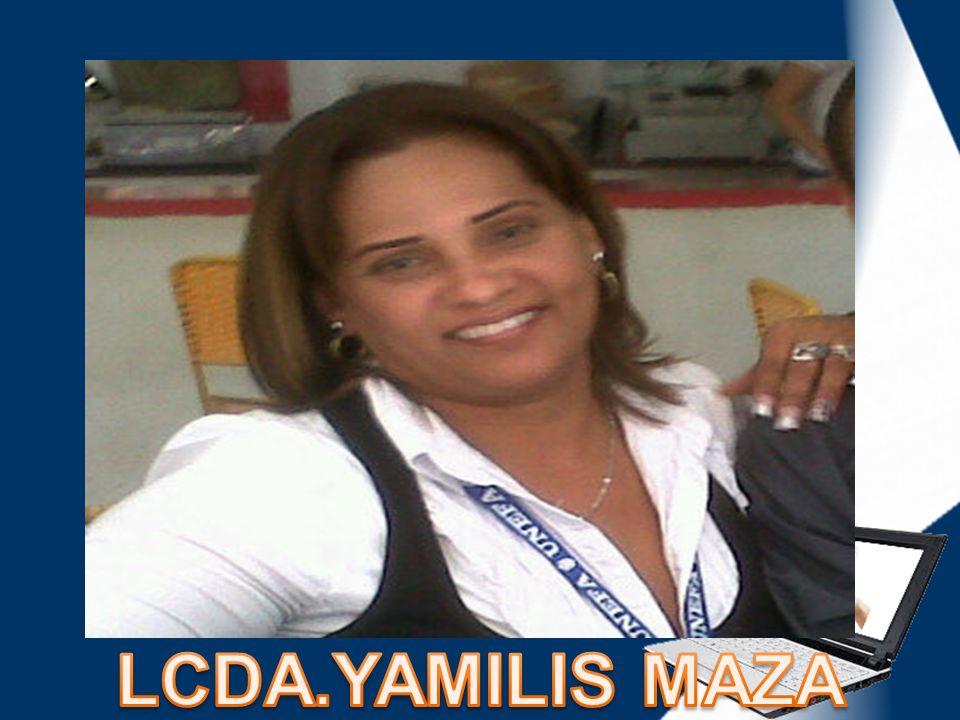 LCDA.YAMILIS MAZA