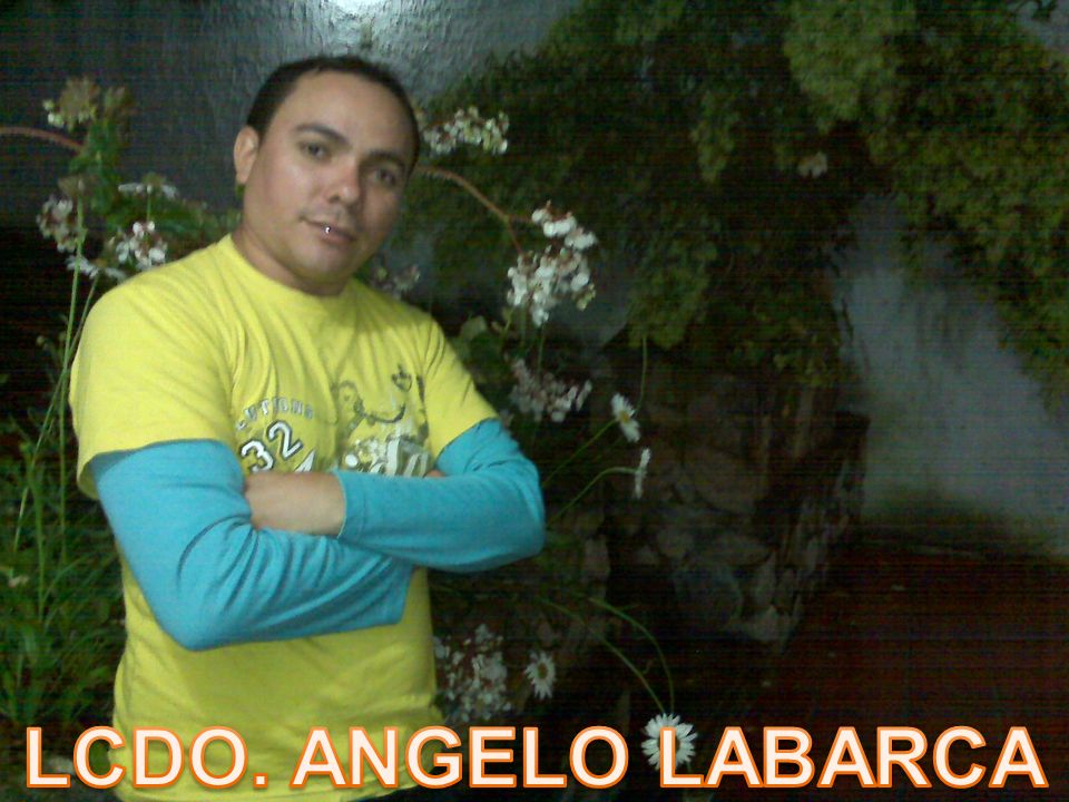 LCDO. ANGELO LABARCA