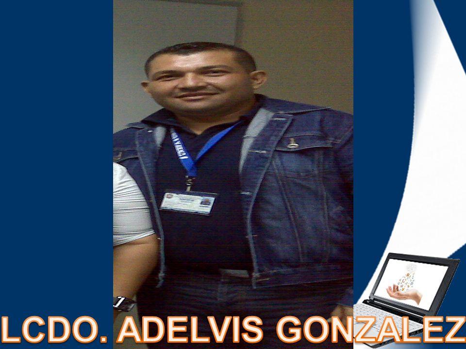 LCDO. ADELVIS GONZALEZ