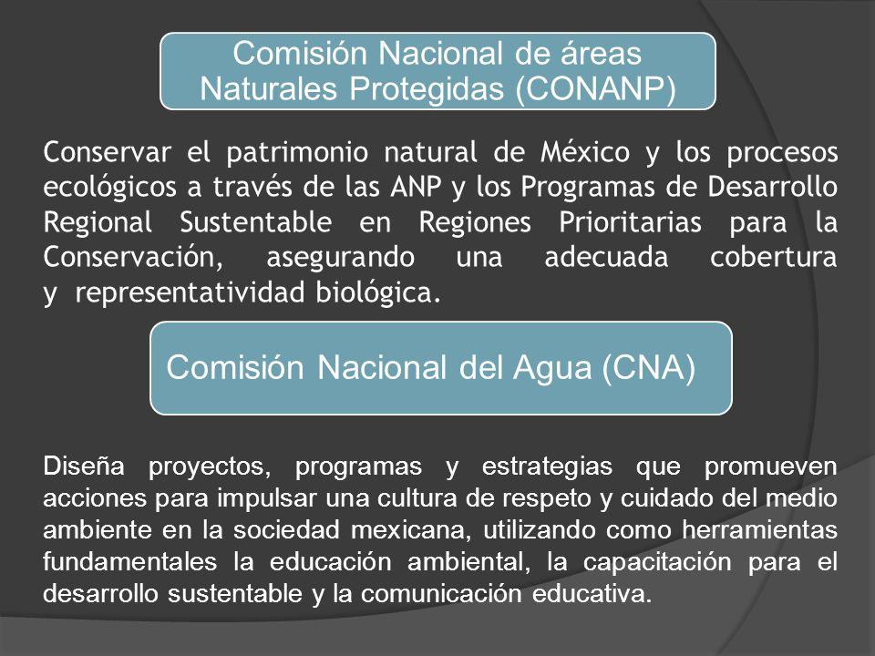 Comisión Nacional del Agua (CNA)