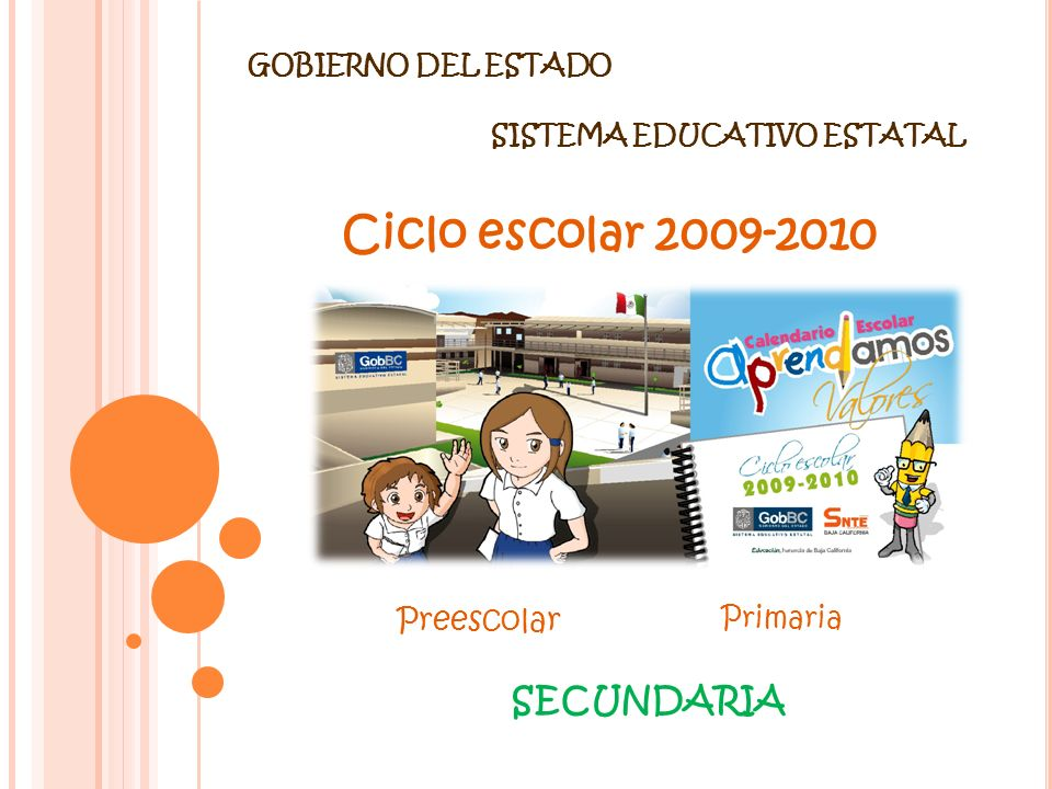 SISTEMA EDUCATIVO ESTATAL