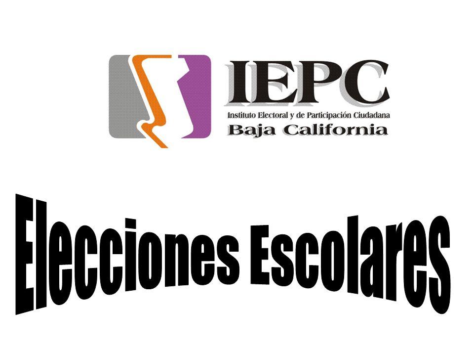 Elecciones Escolares