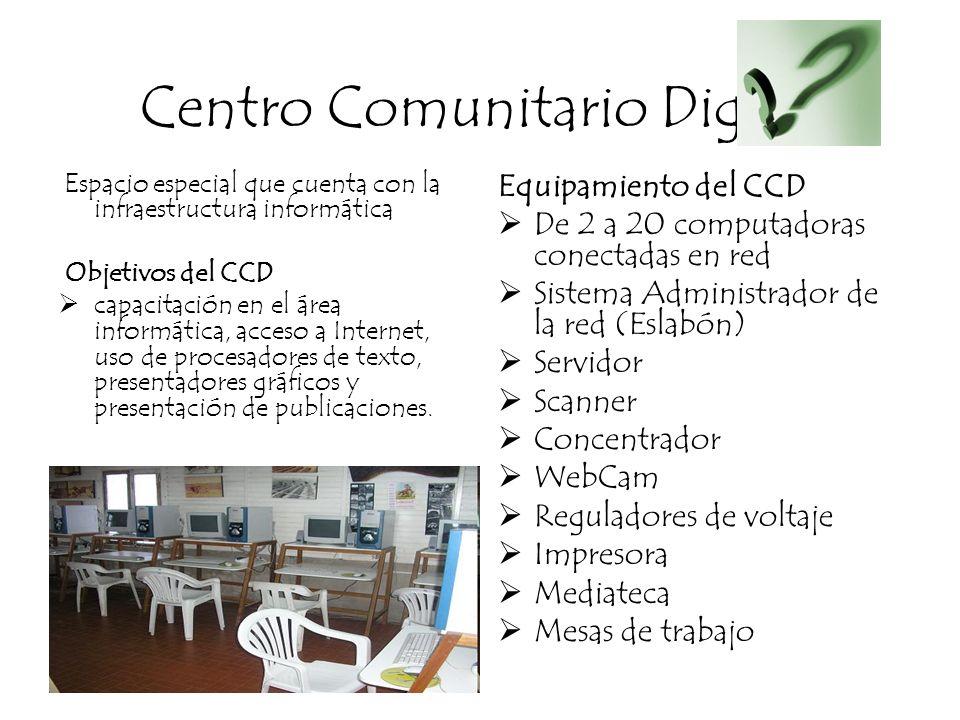 Centro Comunitario Digital