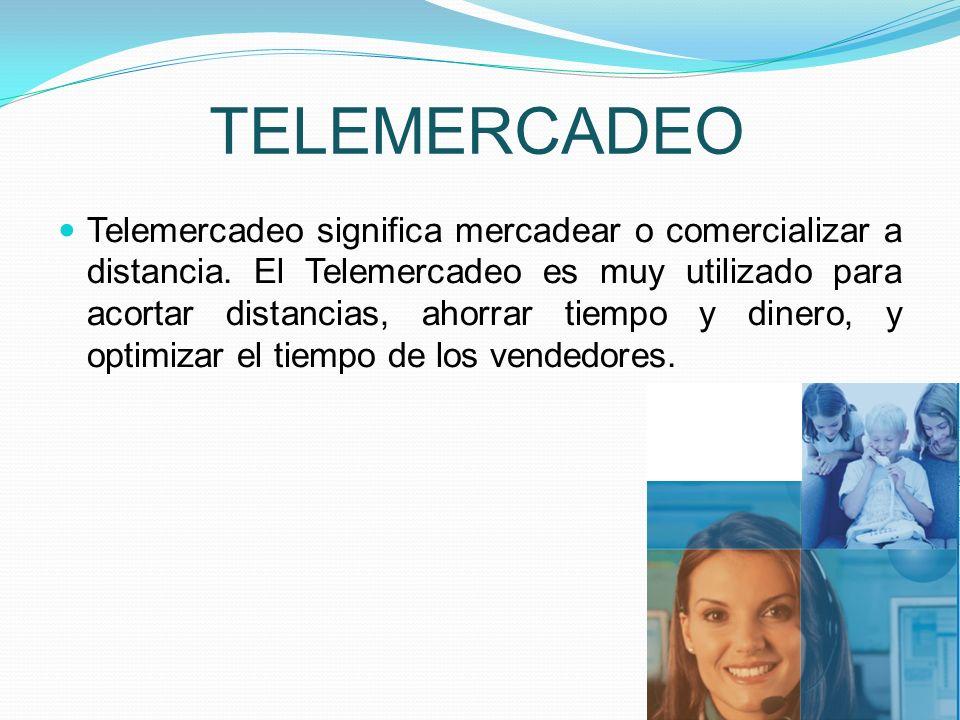 TELEMERCADEO
