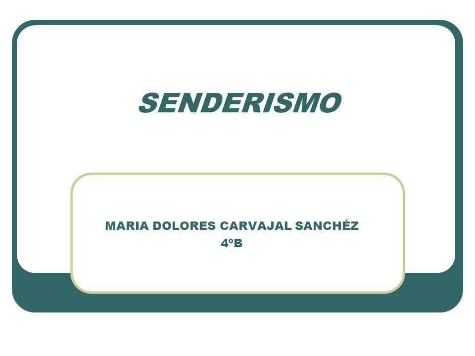 MARIA DOLORES CARVAJAL SANCHÉZ 4ºB