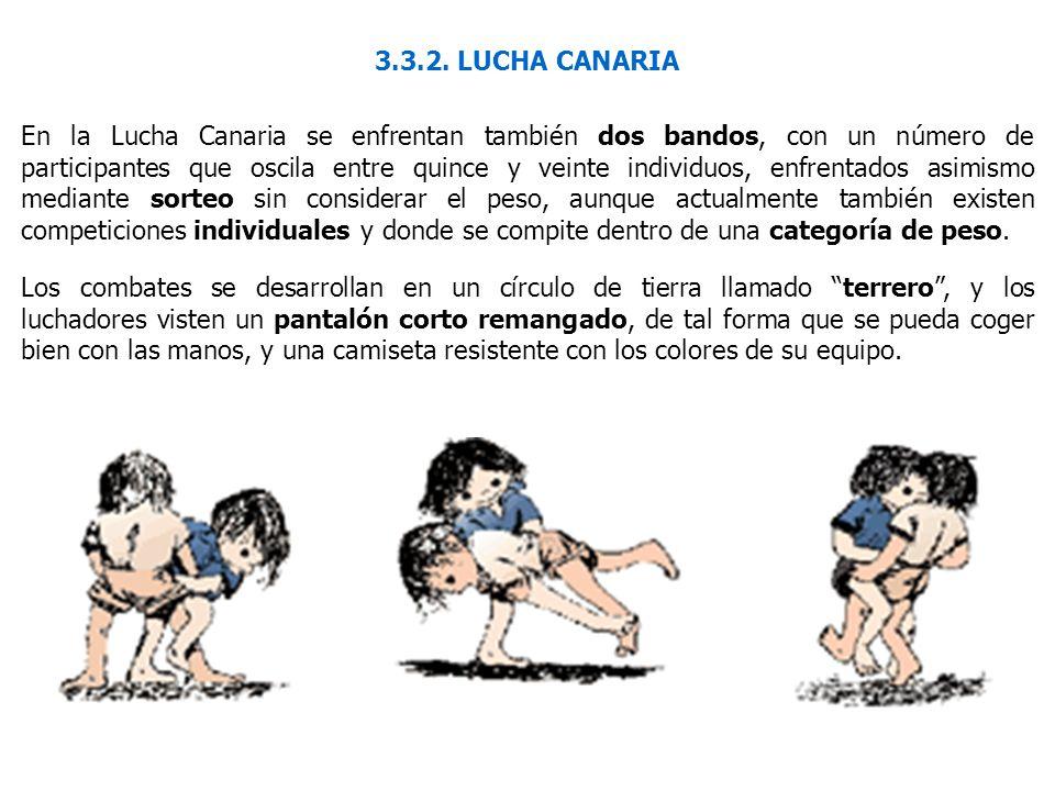 3.3.2. LUCHA CANARIA