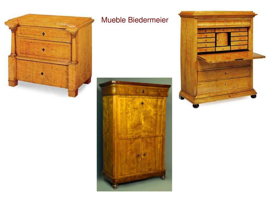 Breve Recorrido Historico Del Mueble Europeo Ppt Descargar # Muebles Geometricos