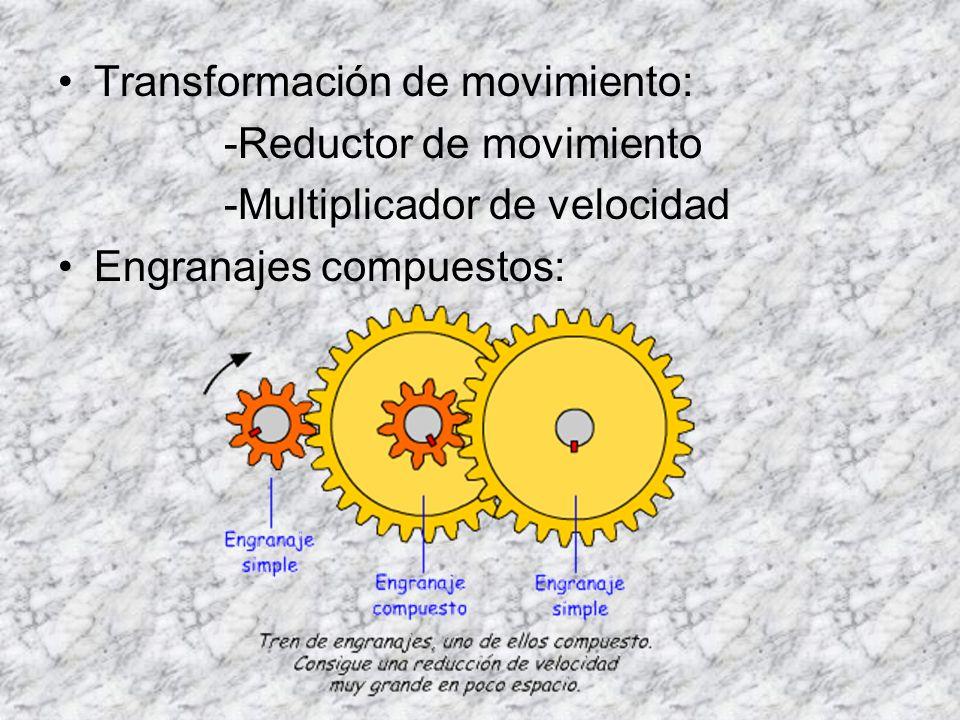 Transformación de movimiento: